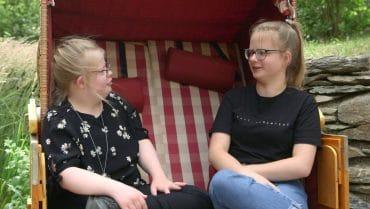 11.05.2021 | 22:15 Uhr | ZDF 37°: Ungleiche Zwillinge - Wenn einer das Downsyndrom hat